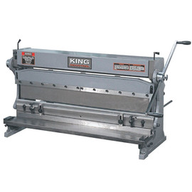 "KING KC-4020 - Shear, brake and roll - 40"" x 20 gauge"