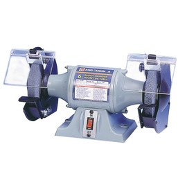 "KING KC-690 - 6"" Bench grinder - slim line series"