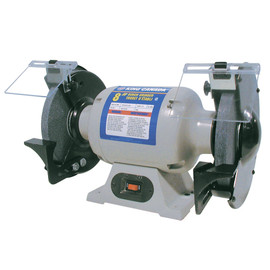 "KING KC-890 - 8"" Bench grinder"