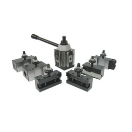 "King Canada KQCT-0012 - Quick change tool post kit - 0""-12"" swing"