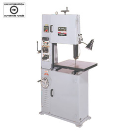 "KING KC-450 - 18"" Metal cutting bandsaw"
