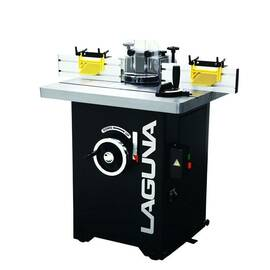 Laguna MSHAP4SPD-3-0130 - Compact Shaper 4 Speed 3HP 1Ph
