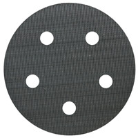"Porter Cable -  5"", 5 Hole Hook and Loop Replacement Pad (for 7334, 7335 and 97355) - 15000"