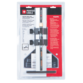 Porter Cable 42690 - Straight Edge Guide (for 690 and 890 series)