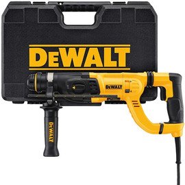 "DeWALT D25262K - 1"" D-Handle - Three Mode, 8 AMPS with SHOCKS"