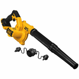DeWALT DCE100B - 20V MAX Compact Jobsite Blower - TOOL ONLY
