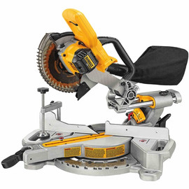 "DeWalt -  20V MAX 7-1/4"" Sliding Mitre Saw - TOOL ONLY - DCS361B"