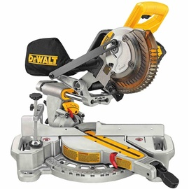"DeWalt -  20V MAX Li-Ion 7-1/4"" Sliding Mitre Saw (4.0Ah) w/ 1 Battery - DCS361M1"