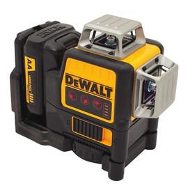 DeWalt -  12V Compatible Self-Leveling 3x360 Laser - Red Beam - DW089LR