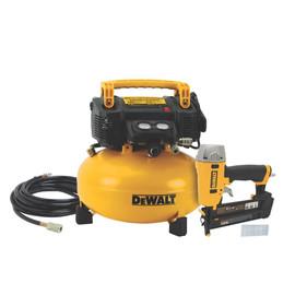 DeWALT DWC1KIT-B - 1 Tool Compressor Combo Kit (DWFP55126 & DWFP12231)