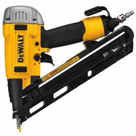 "DeWALT DWFP72155 - 15 Gauge Precision Point Angle Finish Nailer 2-1/2"" (1-1/4"" to 2-1/2"")"