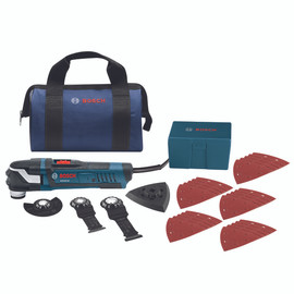 Bosch GOP40-30B - 30 pc. StarlockPlus® Oscillating Multi-Tool Kit