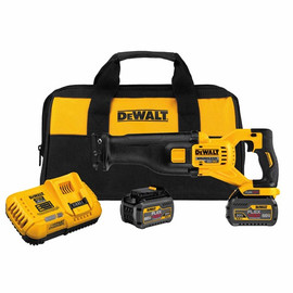 DeWalt -  FLEXVOLT™ 60V MAX* BRUSHLESS RECIPROCATING SAW (2 BATTERIES) - DCS388T2