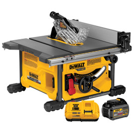 DeWALT DCS7485T1 - FLEXVOLT™ 60V TABLE SAW 1 BATTERY KIT