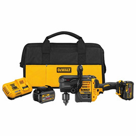 DeWALT DCD460T2 - FLEXVOLT™ 60V MAX* VSR STUD AND JOIST DRILL KIT WITH E-CLUTCH® SYSTEM