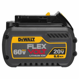 DeWALT DCB606 - 20V/60V MAX* FLEXVOLT 6.0 AH BATTERY
