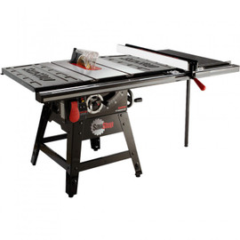"SawStop -  1.75HP Contractor Table Saw w/36"" Rails - CNS175-TGP36"