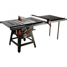"SawStop -  1.75HP Contractor Table Saw w/52"" Rails - CNS175-TGP52"