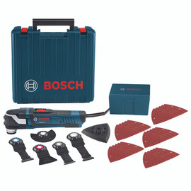 Bosch GOP40-30C - 32 pc. StarlockPlus® Oscillating Multi-Tool Kit