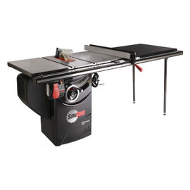 "SawStop -  1.75HP Professional Table Saw w/52"" Rails - PCS175-TGP252"