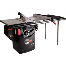 "SawStop -  3HP Professional Table Saw w/36"" Rails - PCS31230-TGP236"