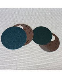 "Sia Abrasives - 9"" PSA Zirconia Sanding Disc 60 Grit"