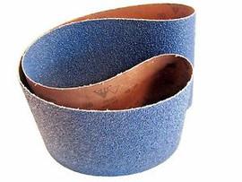 "Sia Abrasives - 3""W x 24""L Zirconia Sanding Belt 80 Grit"