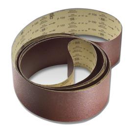 """6""""W x 89""""L Sanding Belt 150 Grit"""