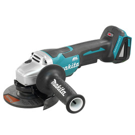 "Makita DGA505Z - 5"" Cordless Angle Grinder with Brushless Motor"