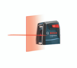 Bosch GLL30 - Self-Leveling Cross-Line Laser