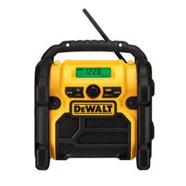 DeWALT DCR018 - 18V/20V MAX/12V MAX Compact Worksite Radio