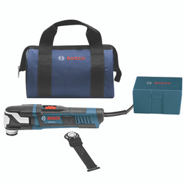 Bosch GOP55-36B - 2 pc. StarlockMax® Oscillating Multi-Tool Kit