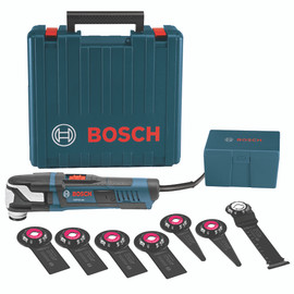 Bosch GOP55-36C1 - 8 pc. StarlockMax® Oscillating Multi-Tool Kit