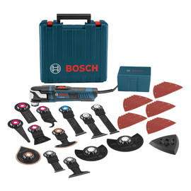 Bosch GOP55-36C2 - 40 pc. StarlockMax® Oscillating Multi-Tool Kit