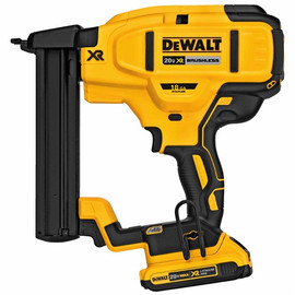 Dewalt -  20V MAX* XR® 18 GA CORDLESS NARROW CROWN STAPLER KIT - DCN681D1