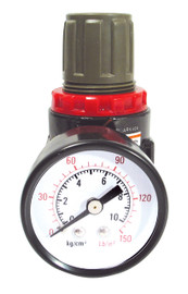 Samona/ROK - Air Regulator with Gauge - 14005