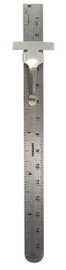"Samona/ROK -  6"" Pocket Ruler - 28334"