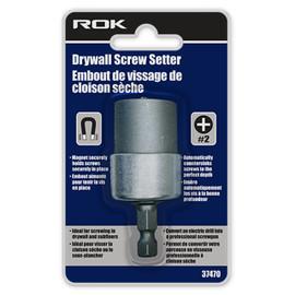 Samona/ROK -  Drywal Screw Setter Dimpler - 37470