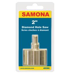 "Samona/ROK 48360 - Diamond Hole Saw 2"""