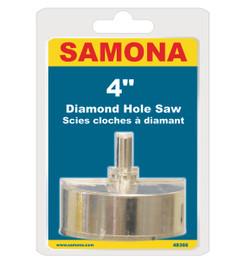 "Samona/ROK 48366 - Diamond Hole Saw 4"""