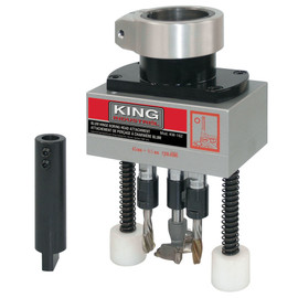 KING KW-162 - BLUM® hinge boring head attachment
