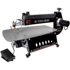 "KING XL-21/100 - 21"" Professional scroll saw"