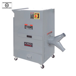 KING KC-7300C - 2 HP Metal dust colllector
