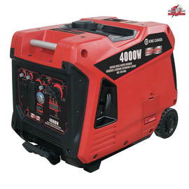 KING KCG-4000i - 4000W Gasoline digital inverter generator