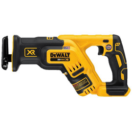DeWALT DCS367B - 20V MAX* XR® BRUSHLESS COMPACT RECIPROCATING SAW (TOOL ONLY)