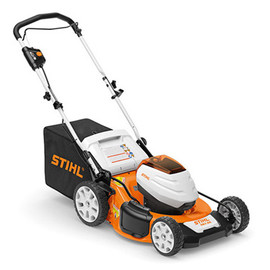 Stihl RMA510 - Battery lawnmower for working on larger areas