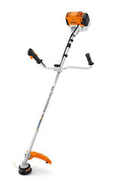 Stihl FS91 Brushcutter/Trimmer - Powerful brushcutter for the lanscape professional with bike handle