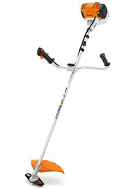 Stihl FS111 Brushcutter/Trimmer - Powerful, low-emission brushcutter with bike handle