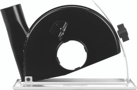 Bosch 18DC-5E - Dust-Extraction Guard for Bosch 4-1/2 In. and 5 In. Small Angle Grinders
