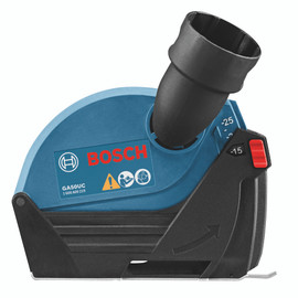 Bosch GA50UC - 5 In. Small Angle Grinder Dust Collection Attachment